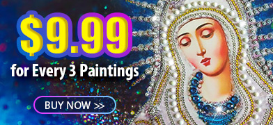 5D Diamond Painting Deal
