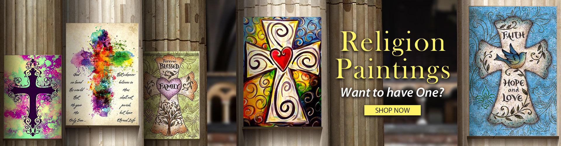 Religion Painting