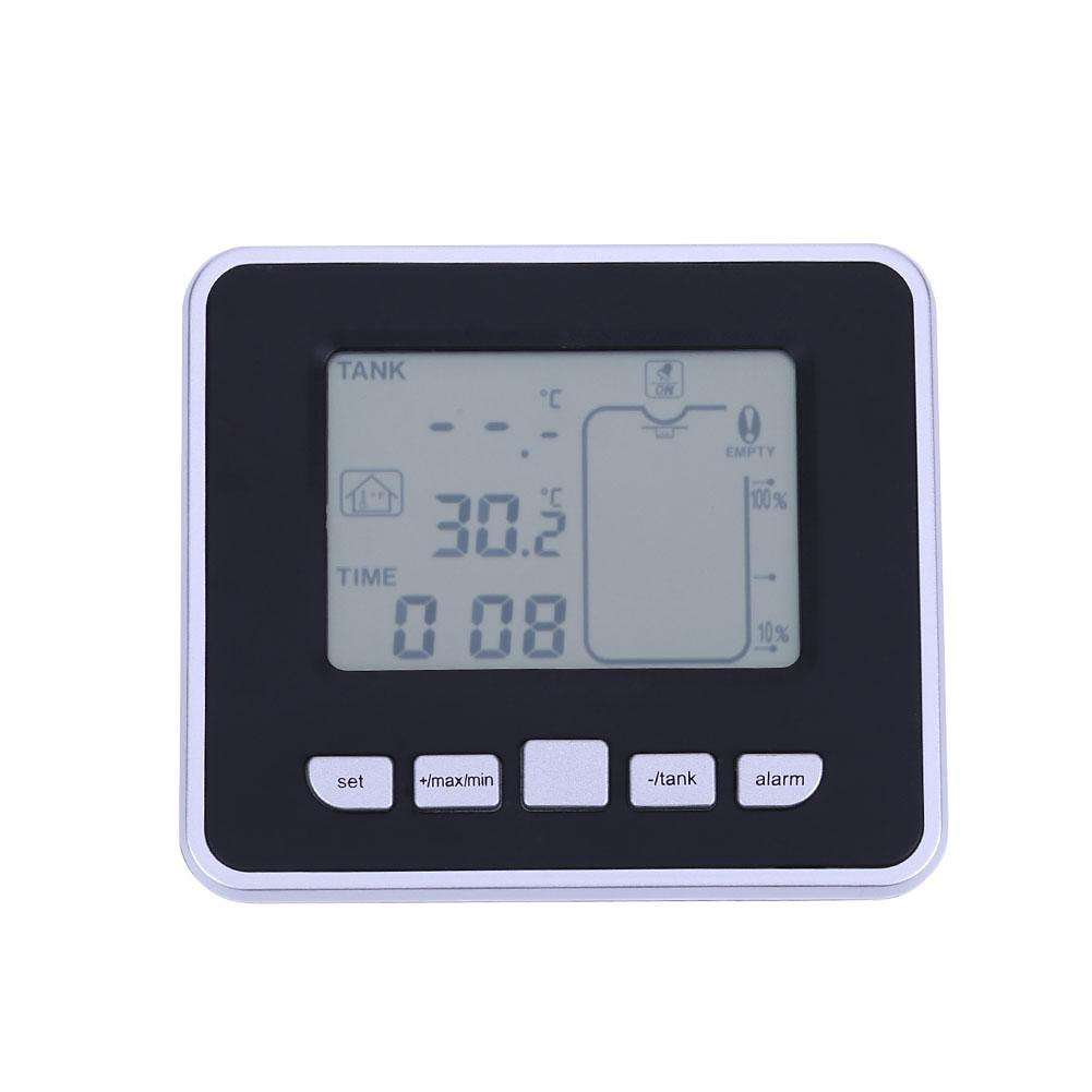 0.5m to 15m Wireless Ultrasonic Tank Liquid Level Meter