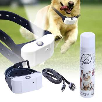 /product/stop-barking-rechargeable-citronella-dog-collar-anti-bark-train-mist-spray-155712