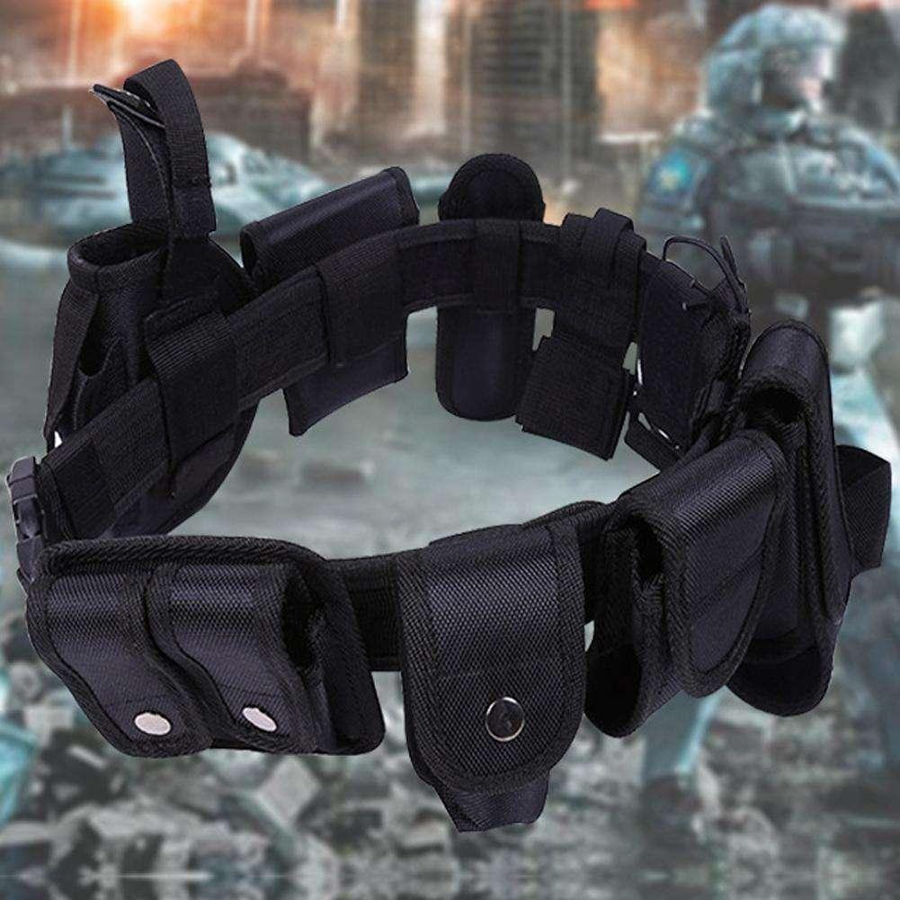 Police Security Guard Modular Enforcement Equipment Duty Belt Tactical 600