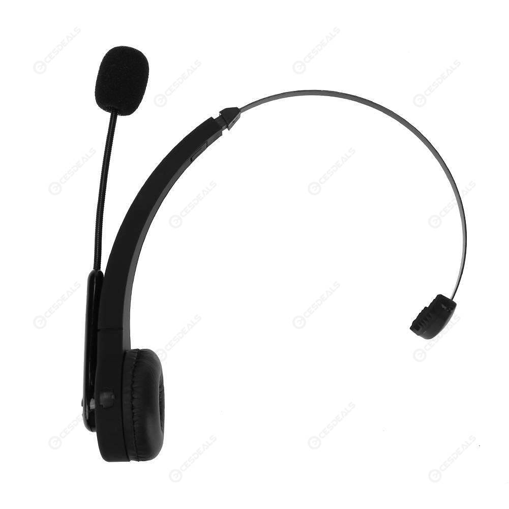 Mono Wireless Bluetooth Headset Headphone For Ps3 Mobile Phone Laptop Us 15 83 Online Shopping Cesdeals Com