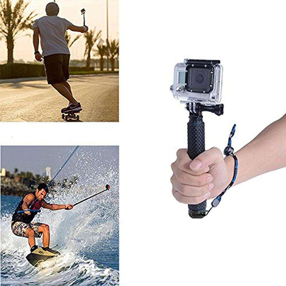 Adaptador de montaje para Kite Surf Kiteboard de Montaje para GoPro Hero 1 2 3 3 4 u KC