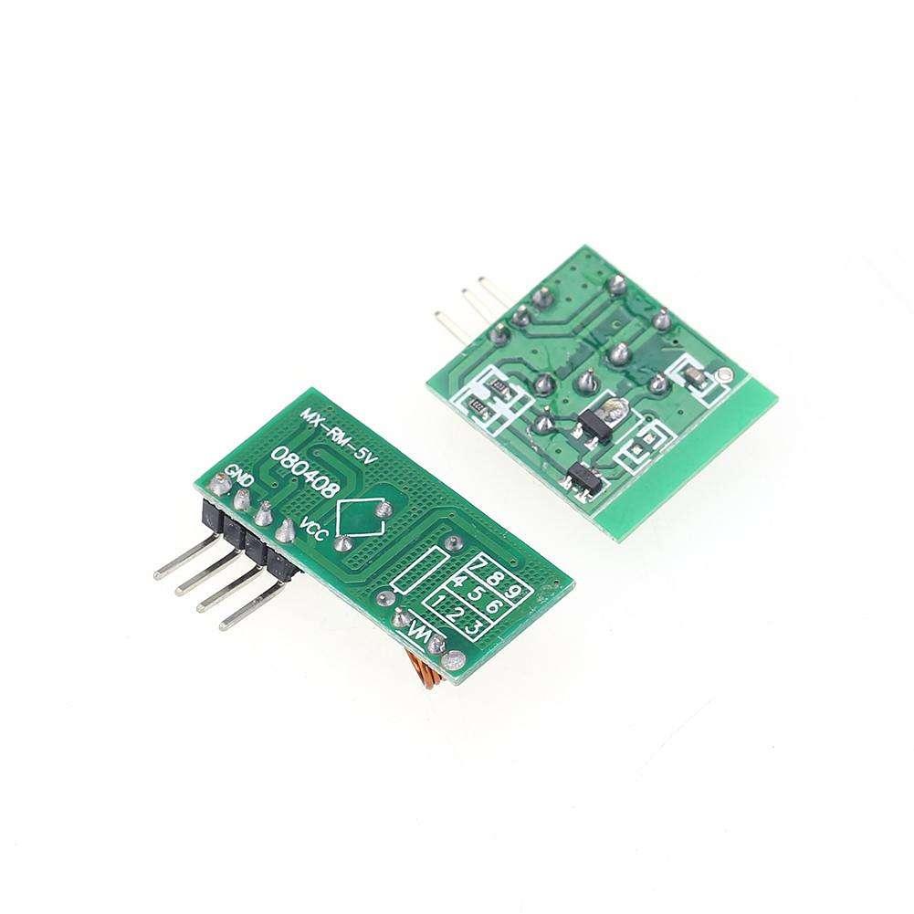 433MHz Wireless Transmitter Receiver Module Kit for Arduino Raspberry Pi