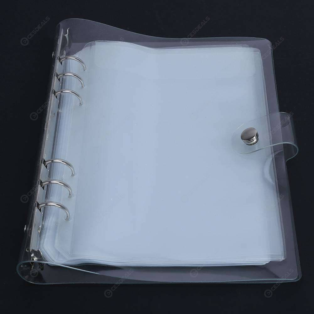 10 Sheets DIY Scrapbooking Cutting Dies Stencil Storage Book Collections(A)