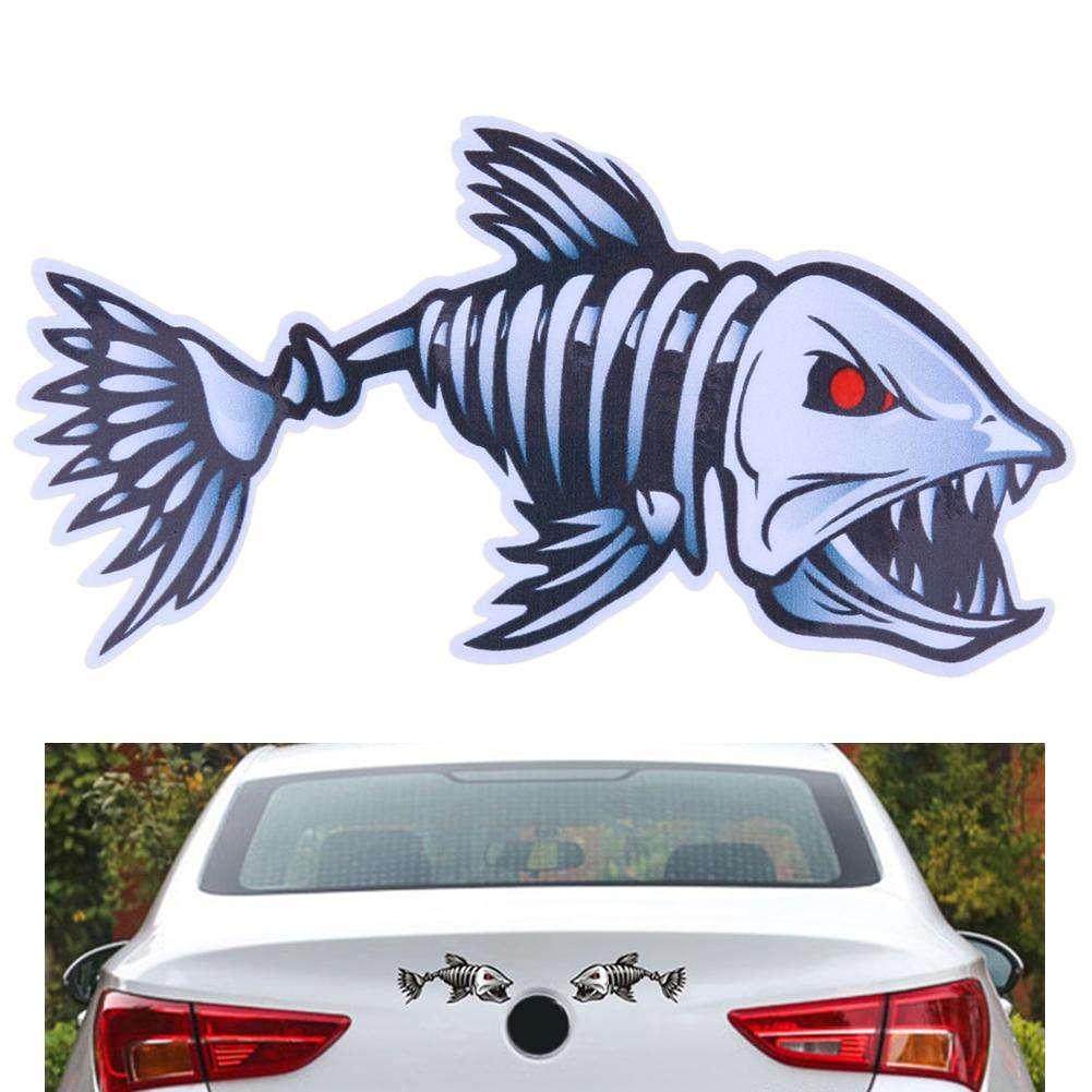 Картинки с рыбой на машине