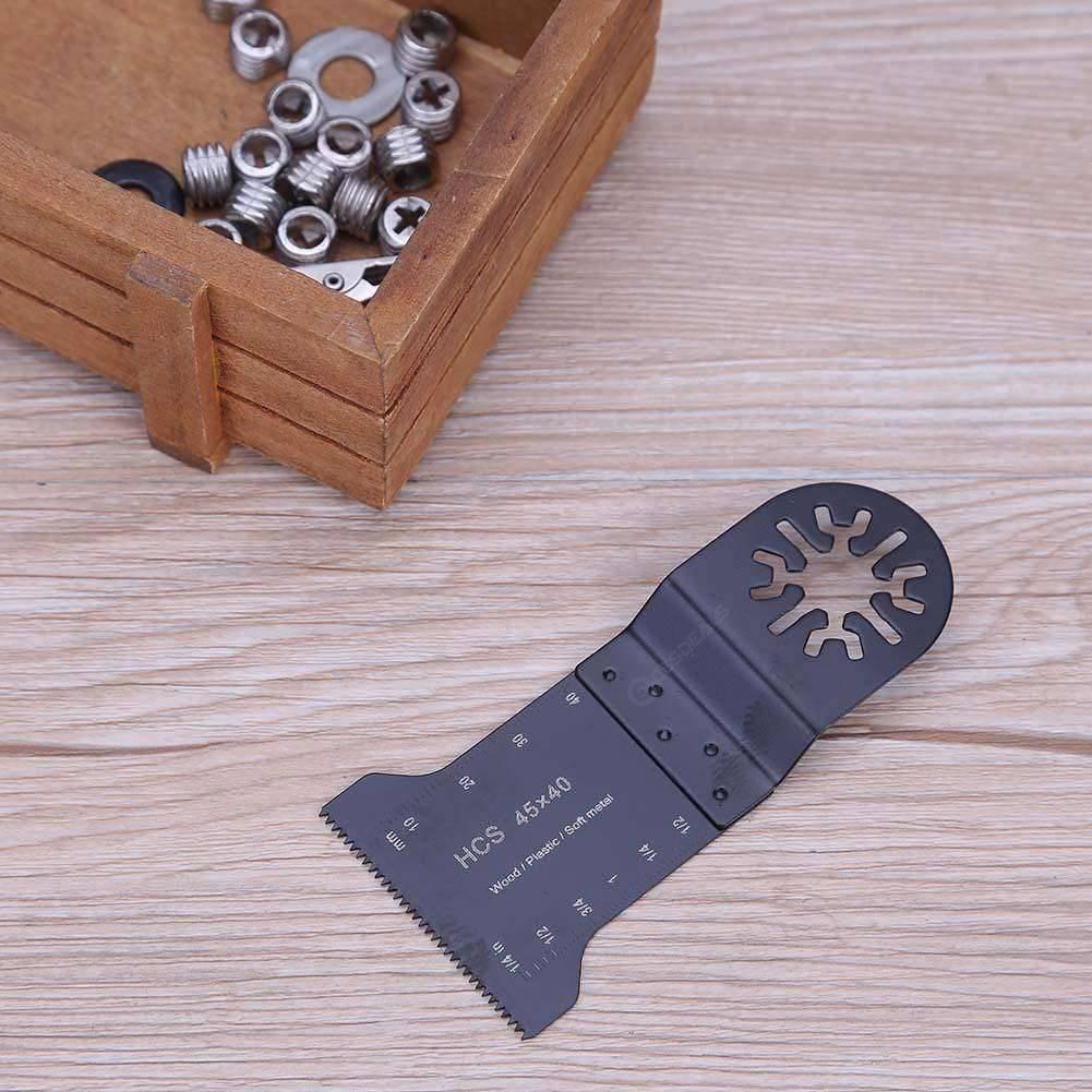 45mm E-cut Standard Saw Blade HCS Oscillating Multi Tools Wood Cutting