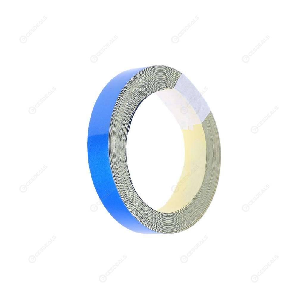 Sicherheits Streifen DIY des Silber reflektierendes Klebeband Safty warnung