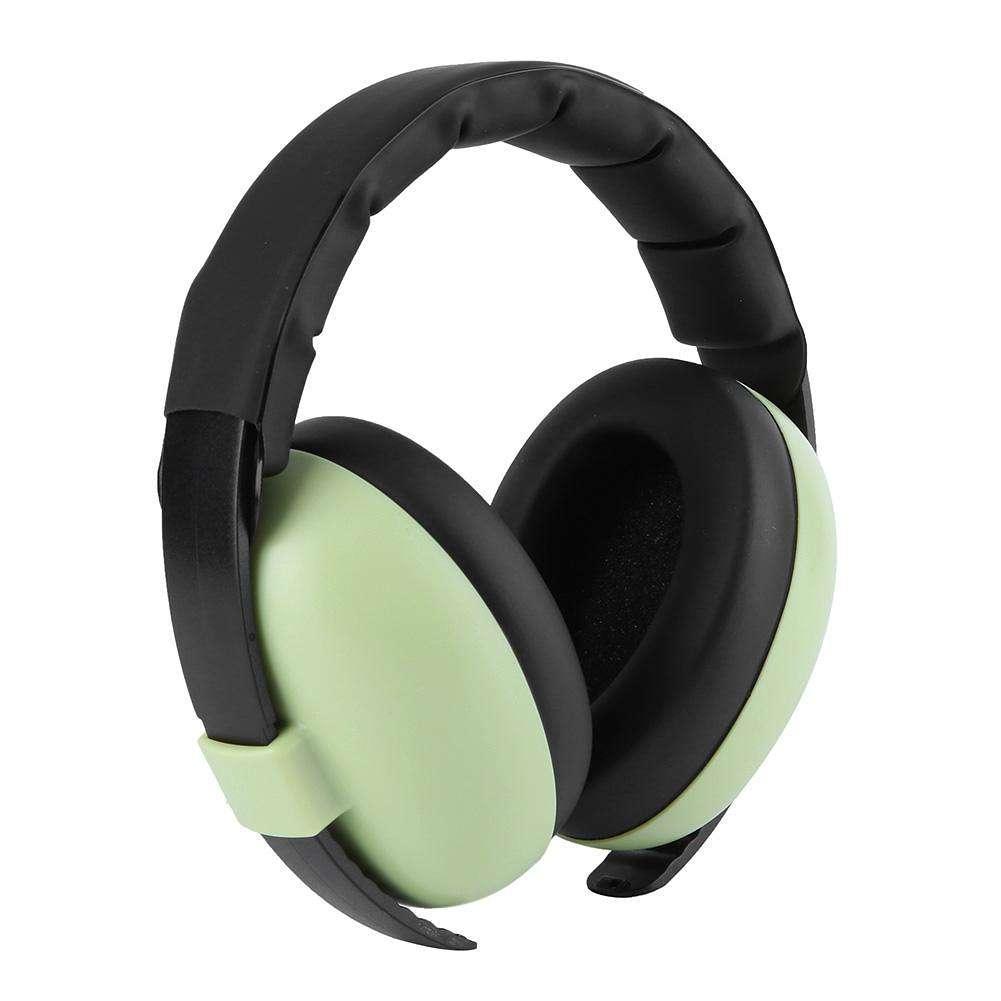 Baby Hearing Protection Noise Reduction Adjustable Headband Soft Earmuff 1