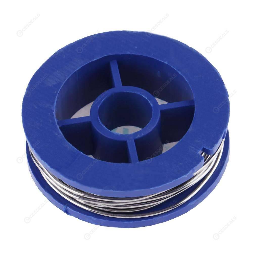 Großhandelspreis 0,8 mm Zinn Blei Rosin Kern Löten Löten Draht 3.5x1.1cm