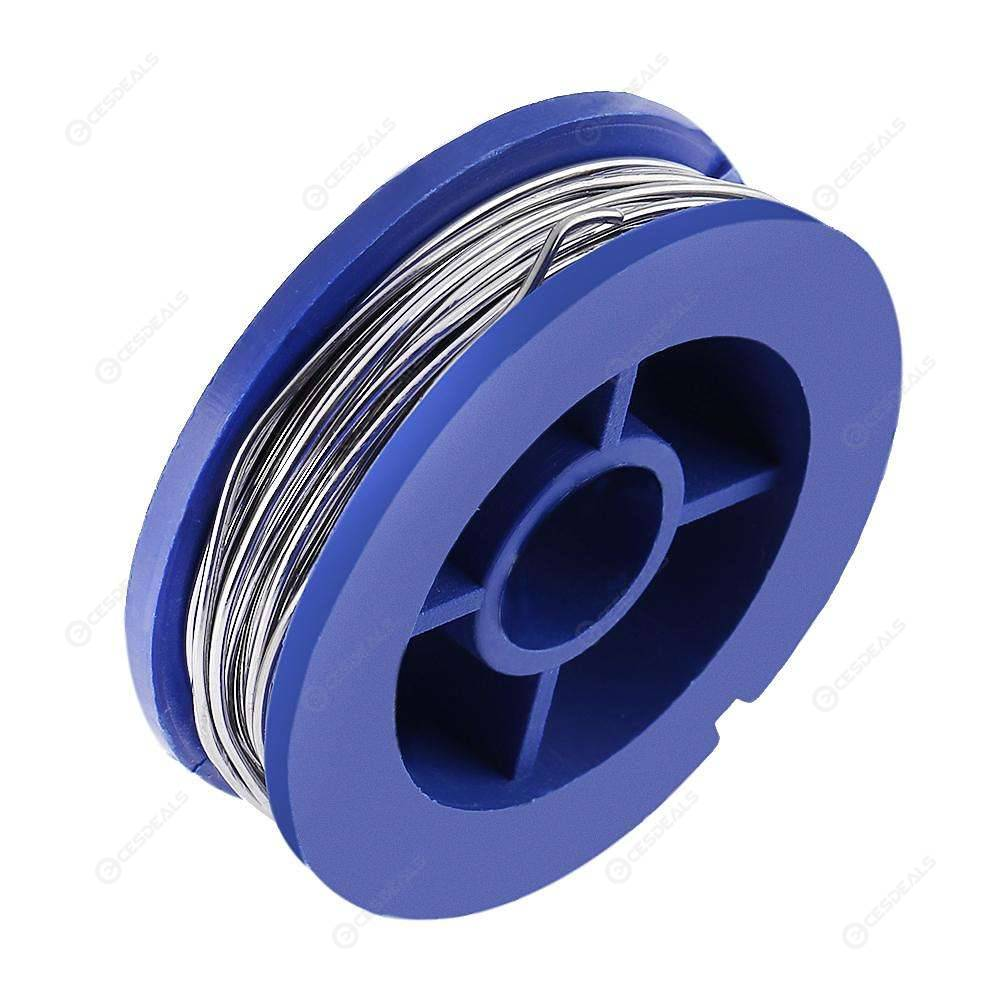 3pcs Pure Solder Wire No-Clean Flux Tin Lead Soldering Wire Roller Tool