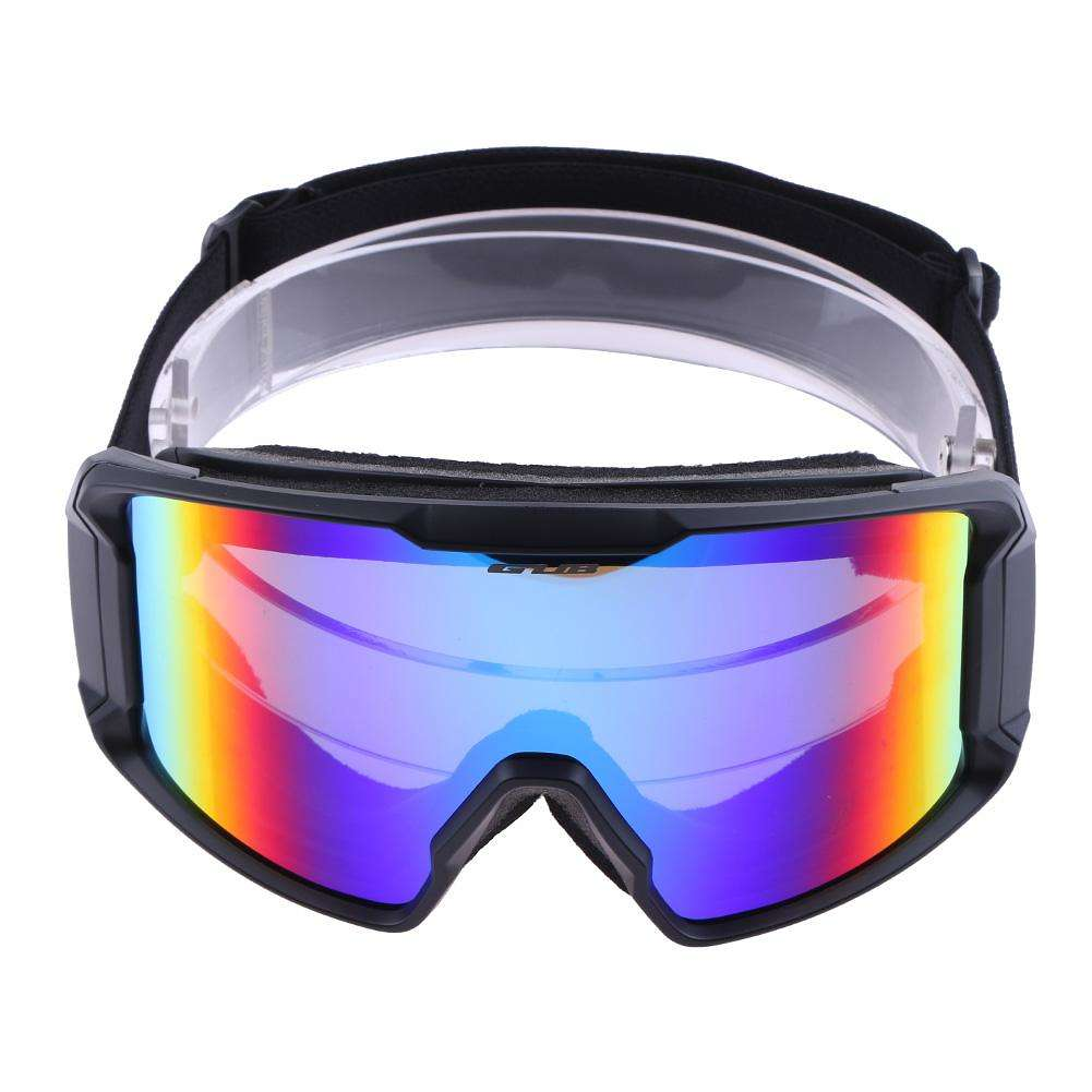 можно картинки очки для сноуборда отличие