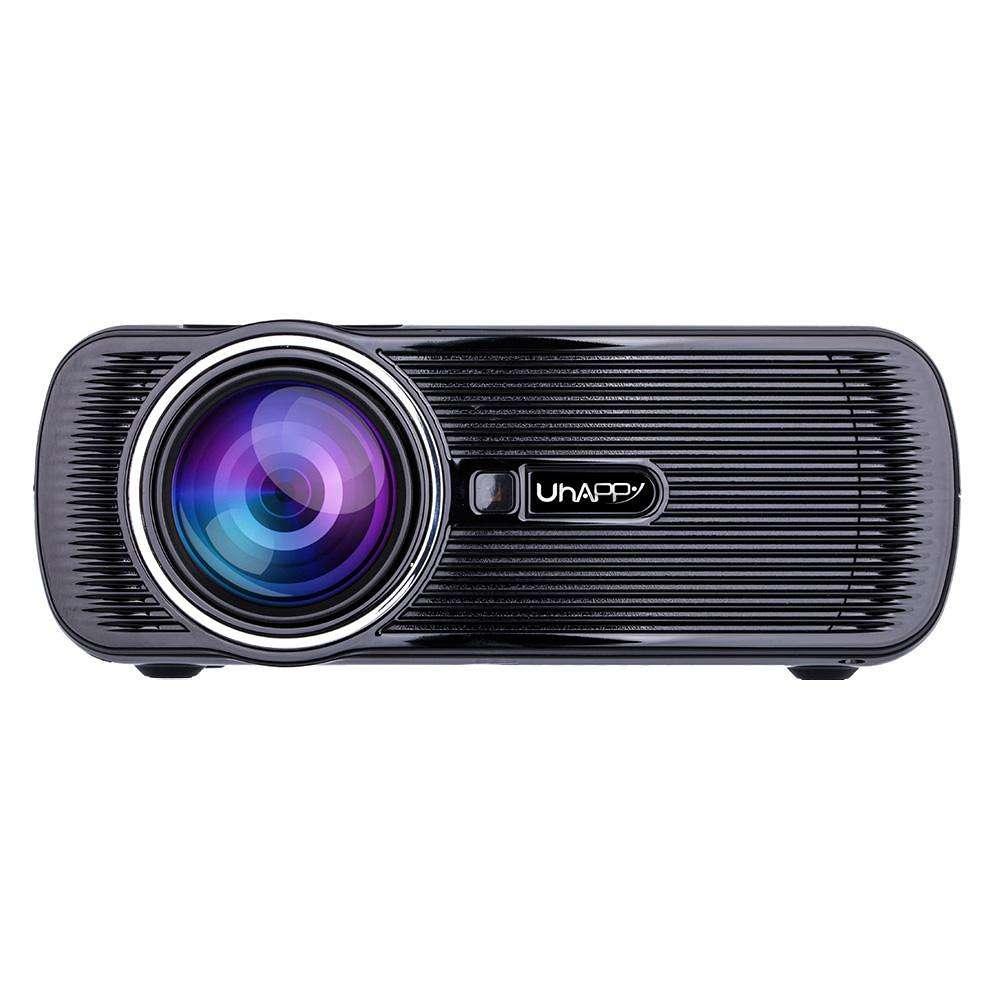 1080P Mini LED Beamer HDMI VGA USB SD MP3 Player Video Foto Heimkino Projektor