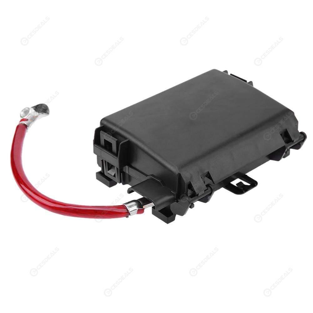 Car Fuse Box Battery Terminal Accessory For Bora Golf Mk4 98 05 Us