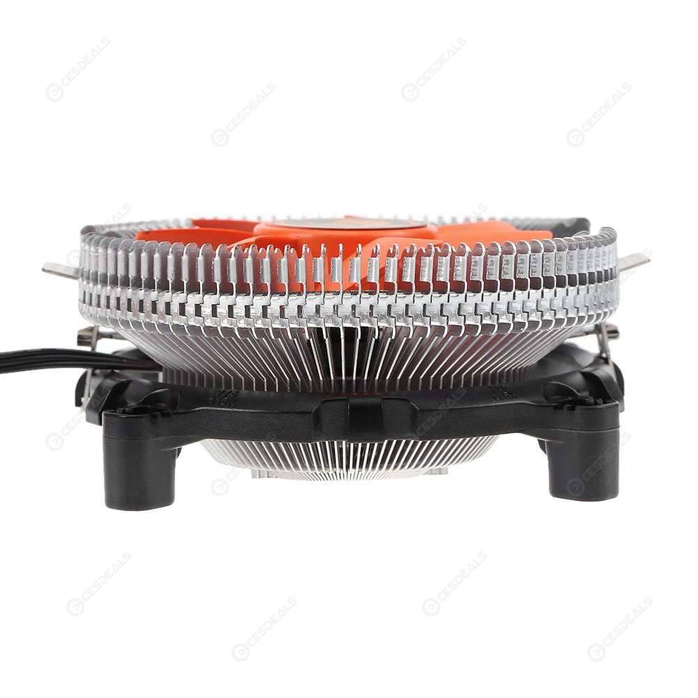 CPU Cooler Fan Radiator 12V Hydraulic Bearing Heatsink Fan PC Air Cooling