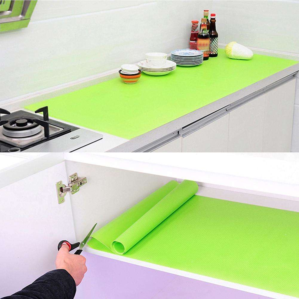 Thicken Waterproof Anti Slip Table Mat Drawer Cabinet Pad Cupboard Placemat