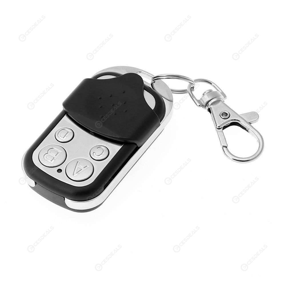 315MHz 4 Channel Wireless Remote Control Duplicator Electric Gate Key Fob