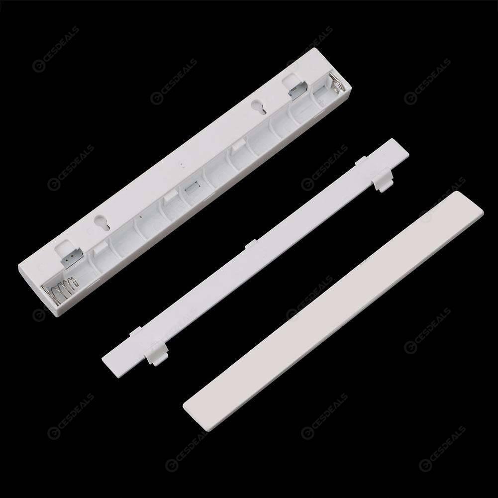 10LED PIR Motion Sensor Light Wireless Wardrobe Cabinet Closet Night Lamp