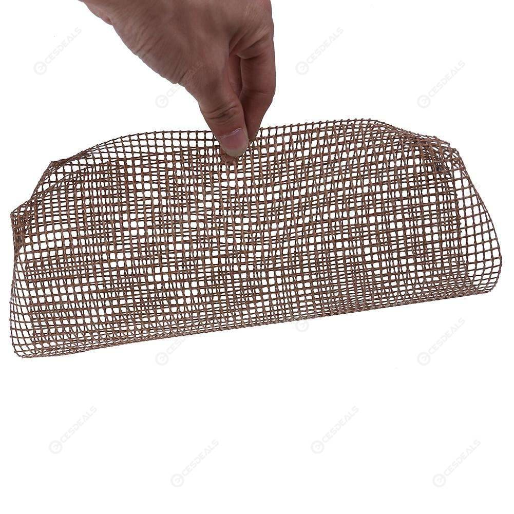 Heat Resistant BBQ Mesh Grill Mat Non-Stick Outdoor Roaster Cooking Pad