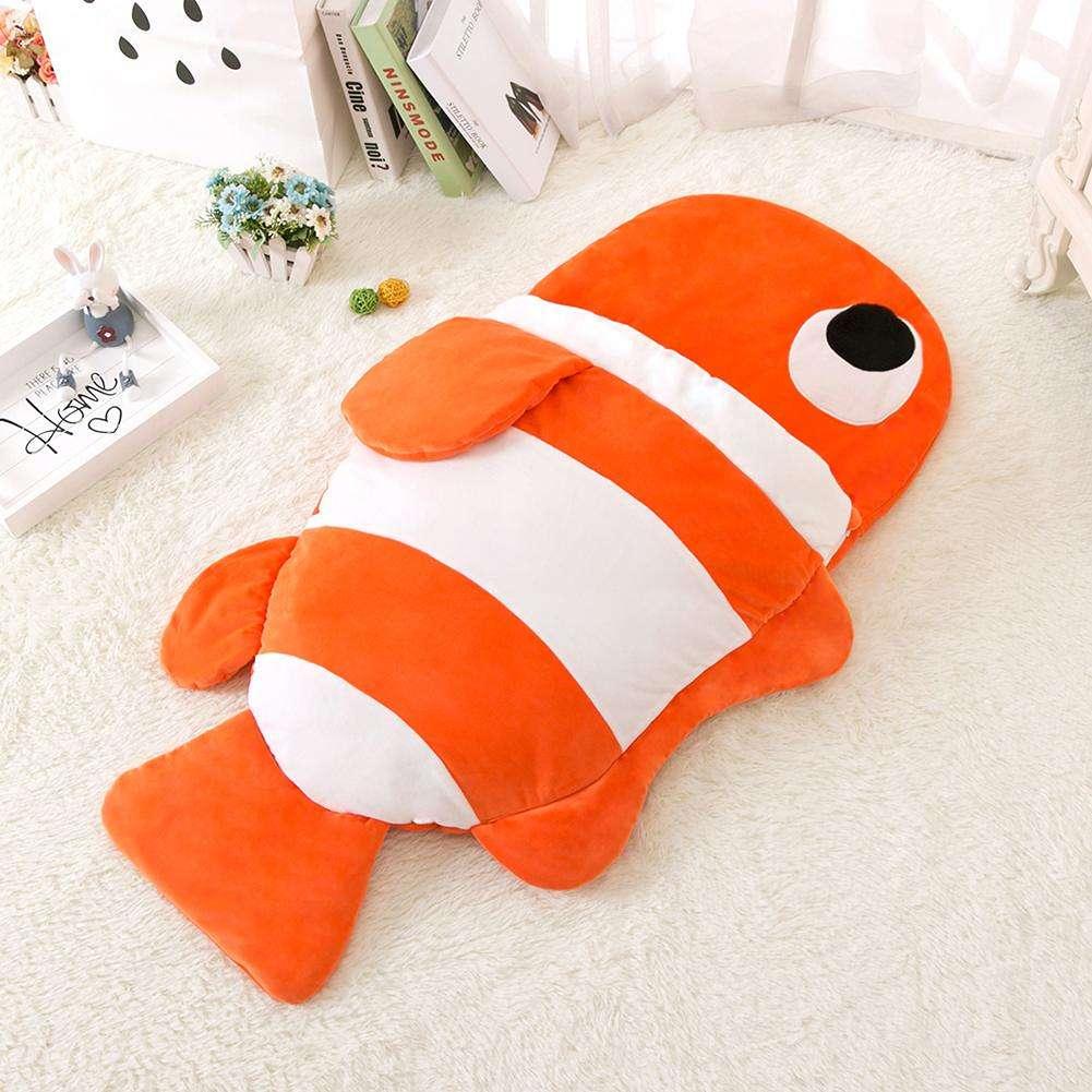 Cute Baby Fish Sleeping Bag Stroller