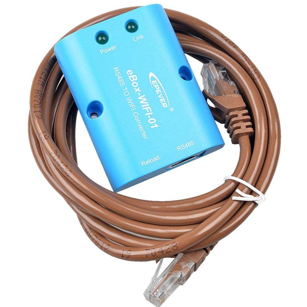 EBOX-WIFI-01 WIFI Box Mobile Phone APP for Tracer Solar Controller Inverter