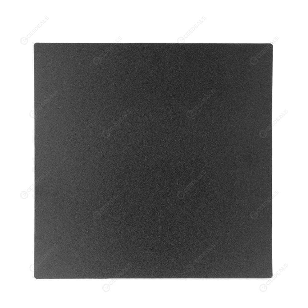 3d Drucker 235x235mm Magnetische Bett Plattform Aufkleber Flexible Anti Rand Platte