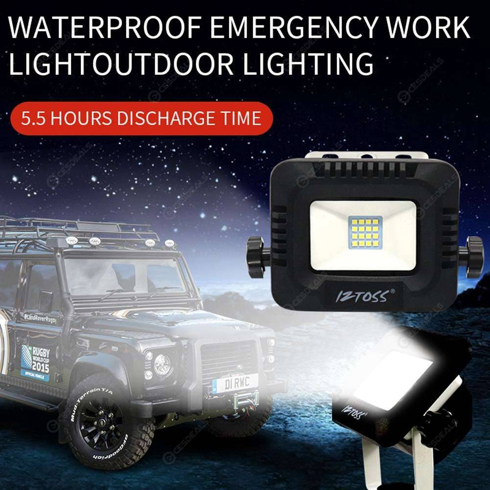 Prime 800Lm Led Work Light Waterproof Outdoor Lighting Car Repair Emergency Lamp Home Remodeling Inspirations Basidirectenergyitoicom