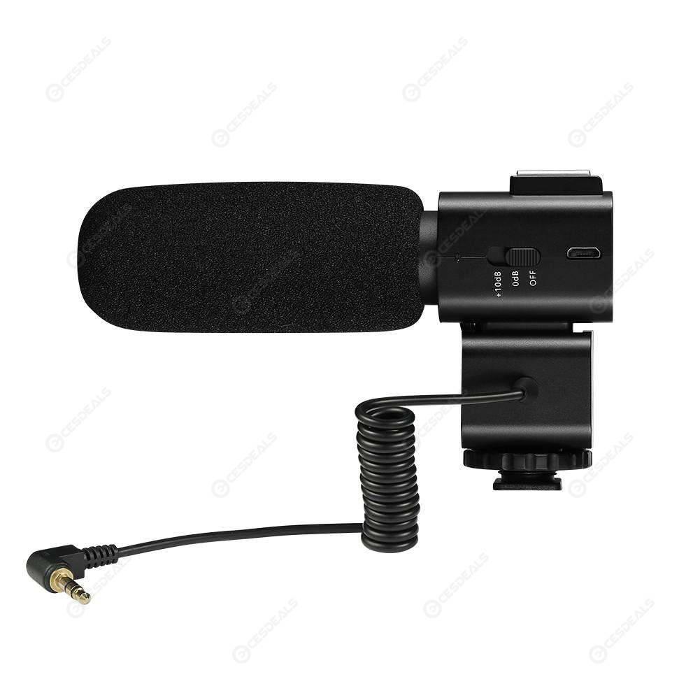 Condensador Cm De Zapata Externo Micrófono Cardioide Nikon Para 520 Canon PwZuTkXilO