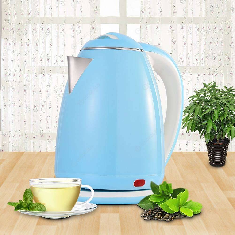 1500W Stainless Steel Electric Kettle Quick Heating Hot Water Bottle Pot 501 Original фото