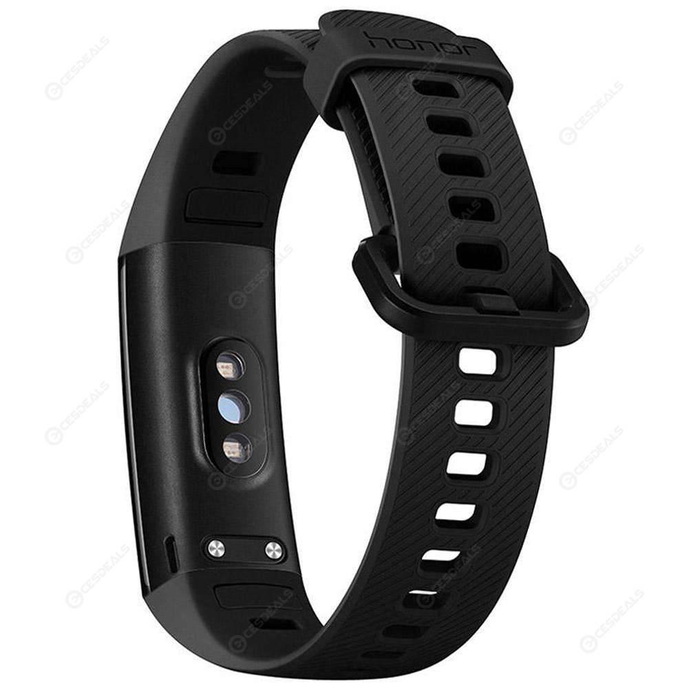 Huawei Honor Band 4 Smart Bracelet 50M Waterproof Fitness Tracker (Black)