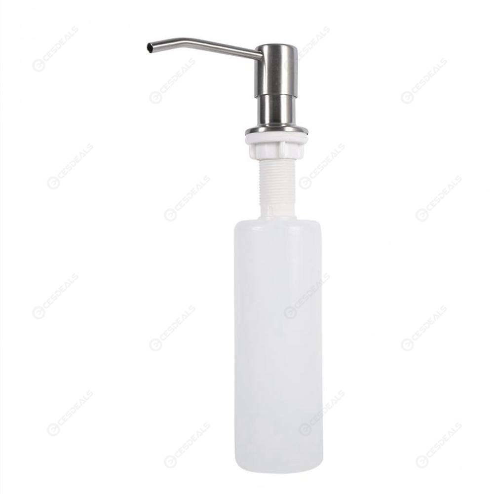 Kitchen Sink Soap Dispenser Countertop Liquid Dish Soap Dispenser Bottle