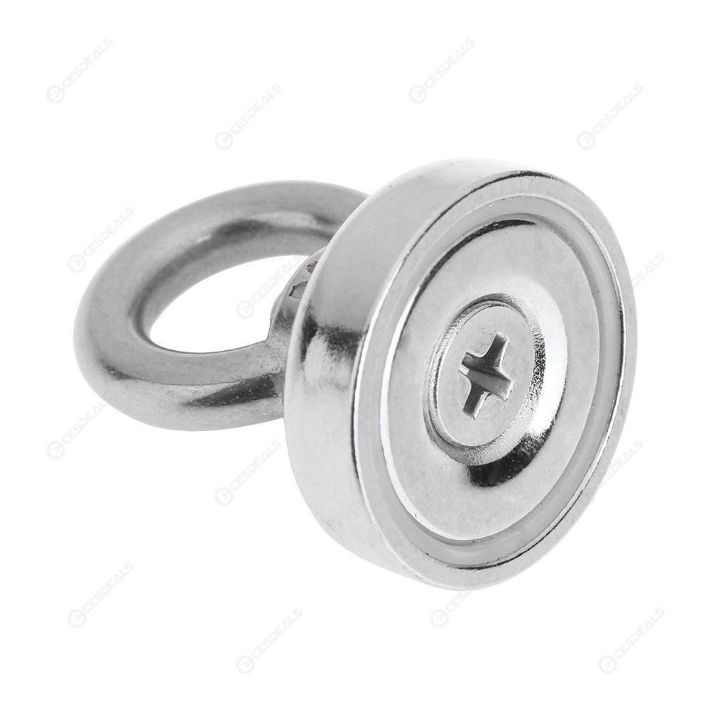 D25 Powerful Salvage Magnets Neodymium Deep Sea Salvage Fishing Hook Magnet