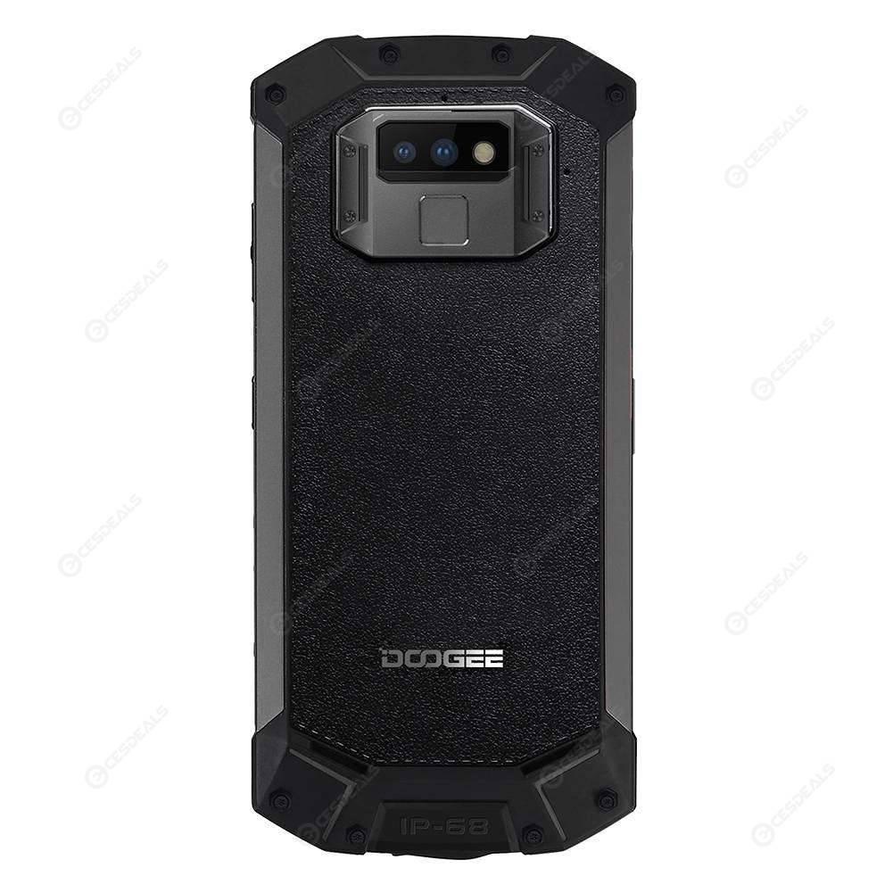 DOOGEE S70 Lite Octa-core Android 8.1 4G Smartphone 4G+ 64G 5500mAh (Black)