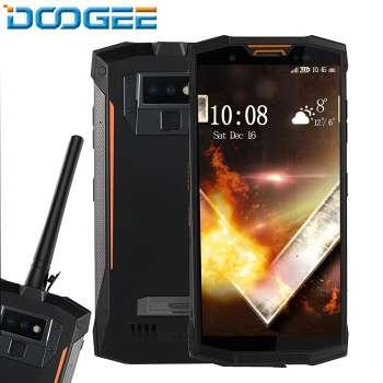 DOOGEE S80 Android 8.1 4G Smartphone IP68 6G RAM 64G ROM 10080mAh Battery