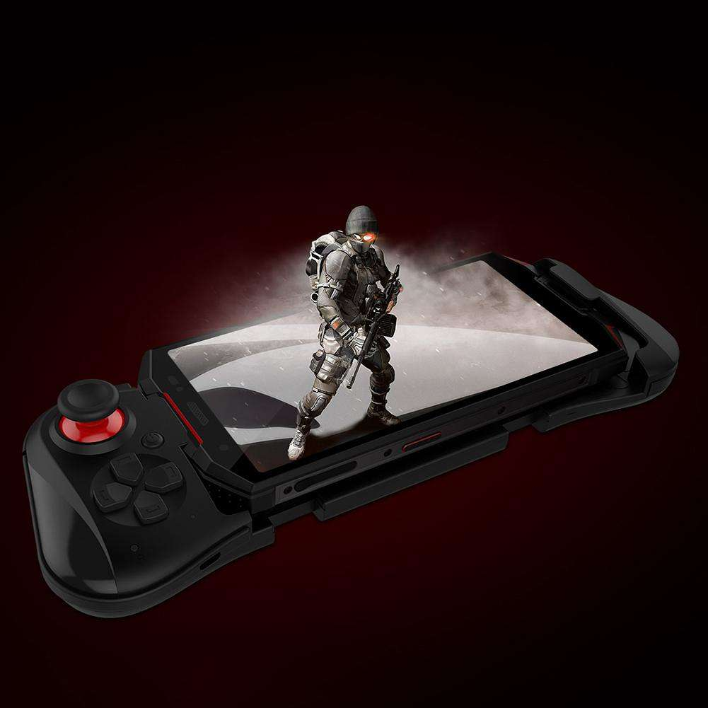 DOOGEE G1 Bluetooth Gamepad Phone Game Controller for S70 S70 Lite (Black)