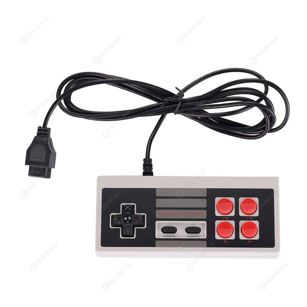 HDMI Out Classic Game Player for NES Game Console Built-In 600 Games (EU)