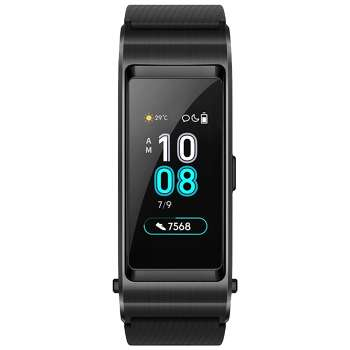Huawei Talkband B5 Smart Bracelet Waterproof Earphone Band (Sport Black)