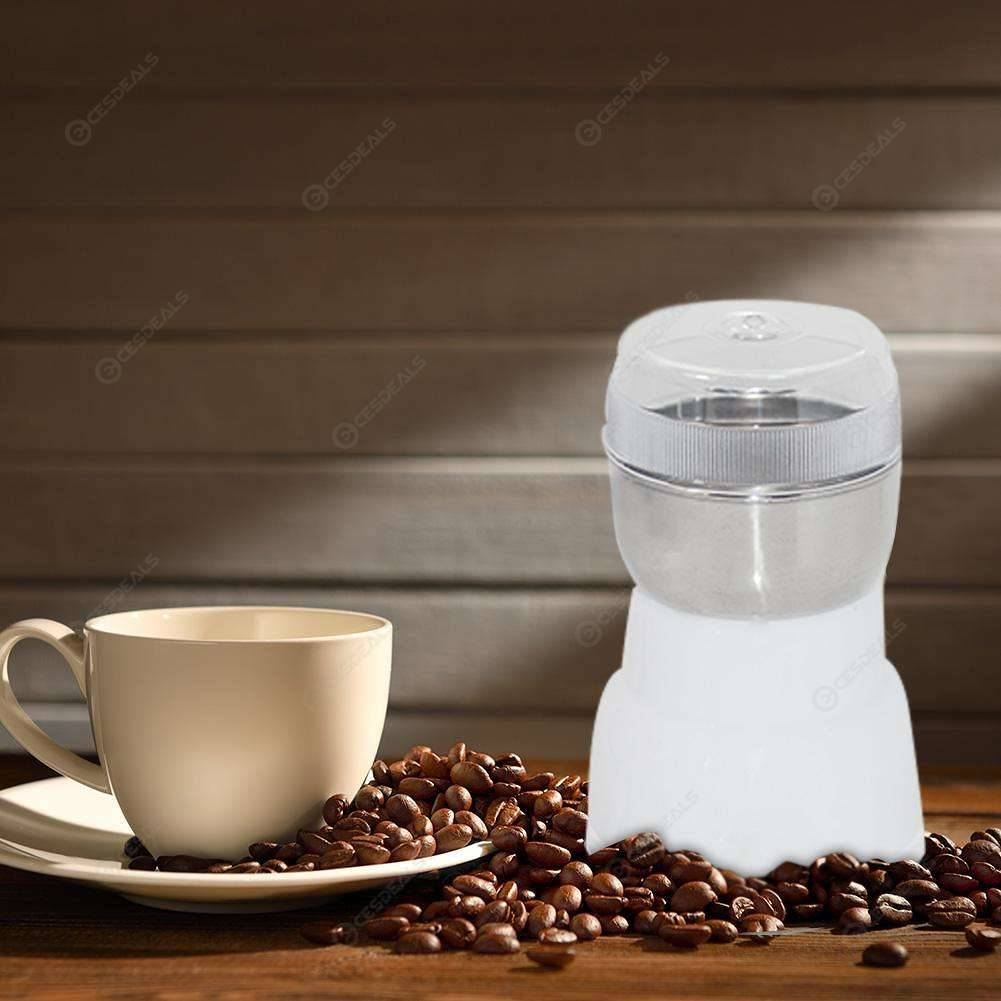 Electric Stainless Steel Herbs Spices Grains Coffee Bean Grinder Machine 501 Original фото