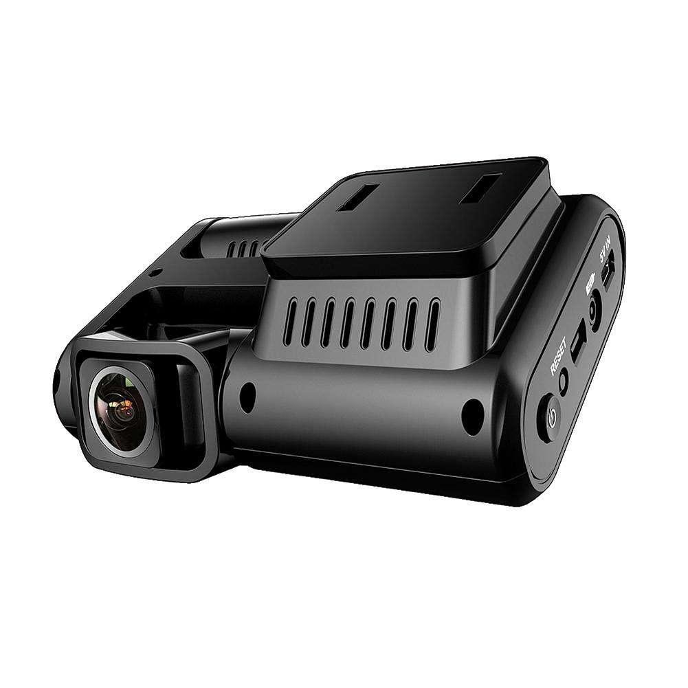 T692C 1080P FHD Dual Lens Night Vision Car DVR Camera Dash Cam (Standard)