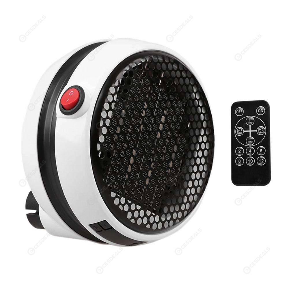900w Mini Ventilatore Elettrico Riscaldatore Parete Handy Timing Stufa Radiatore Home Più Caldi