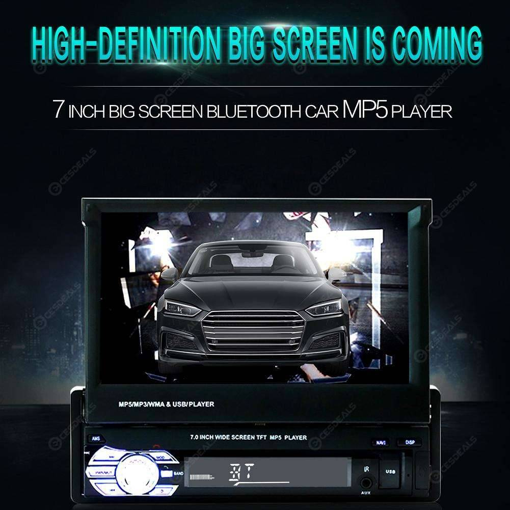 SWM 9601 Upgraded Car Stereo MP5 Player RDS AM FM Radio BT4 0 USB/TF/AUX