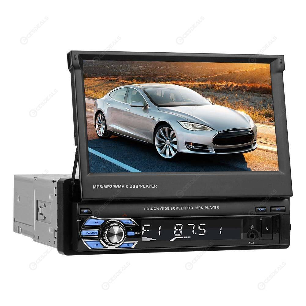 SWM 9601G Upgraded Car MP5 Player GPS Navi RDS AM FM Radio+ Map of Europe