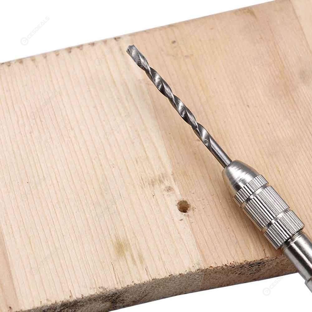 40pcs Mini Drill HSS Bit 0.5mm 2.0mm Straight Shank Twist Drill Bits Set