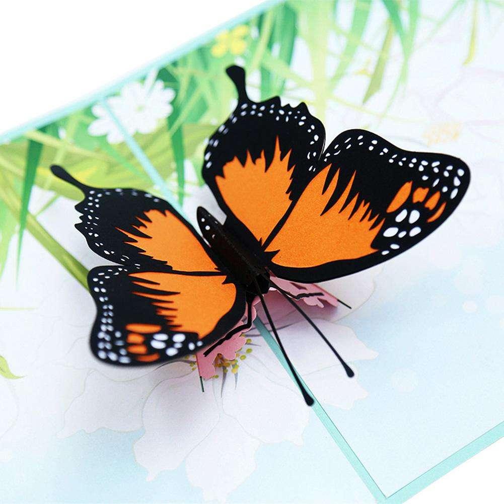 Куплю открытки с бабочками