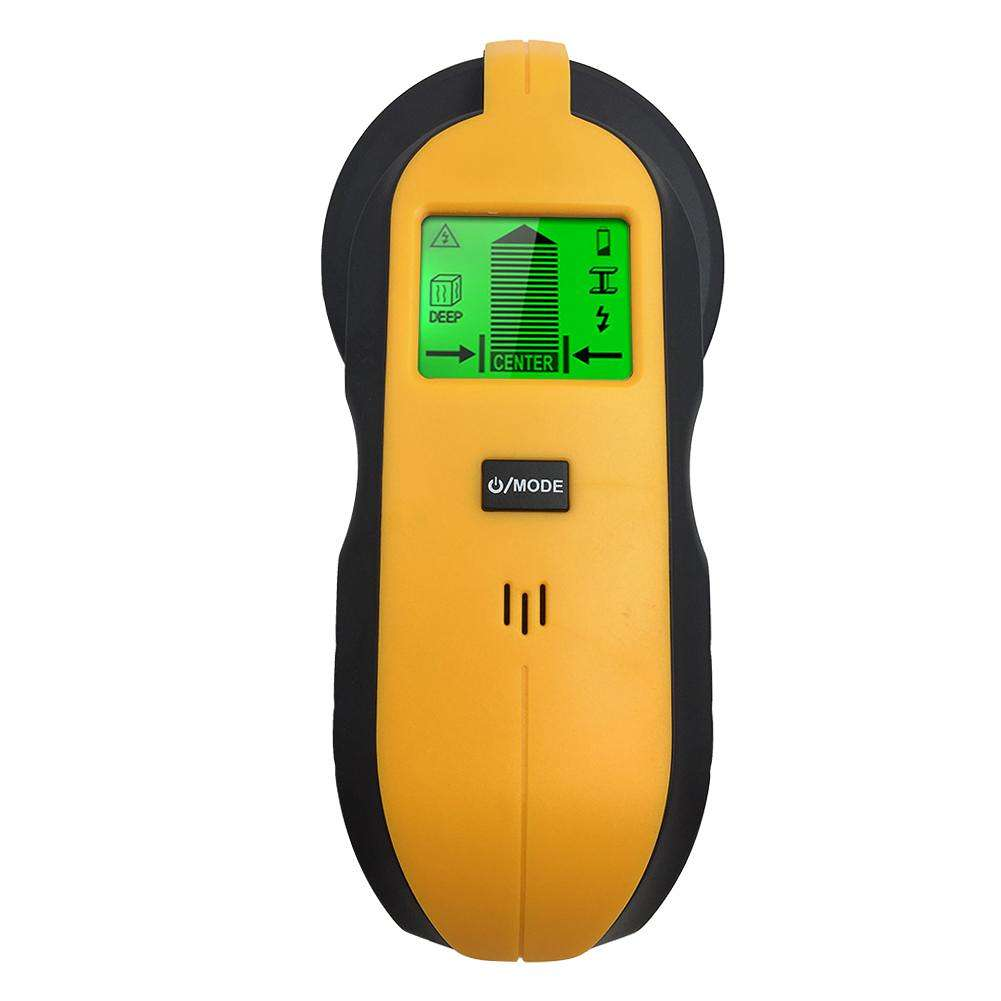 TH250 LCD Backlight Digital Wall Detector Metal Wood Stud Analyzer Finder