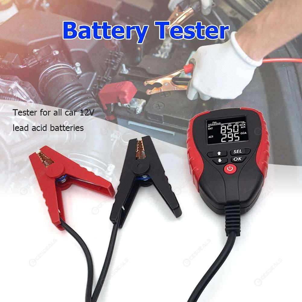 12V LCD Electromagnetic Radiation Detector Meter Dosimeter Tester Counter
