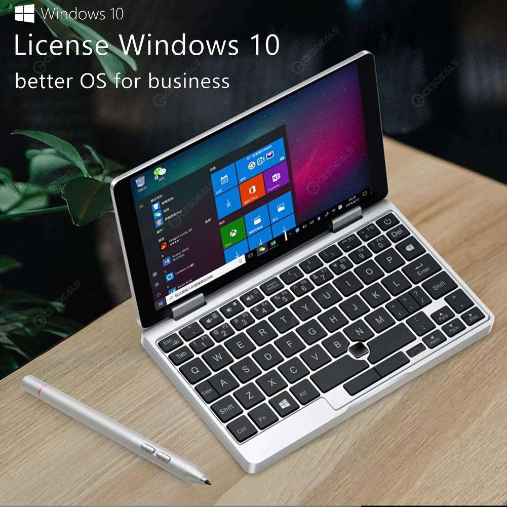 One Netbook One Mix 2S Pocket Laptop Win10 Notebook Tablet PC w/ Stylus Pen