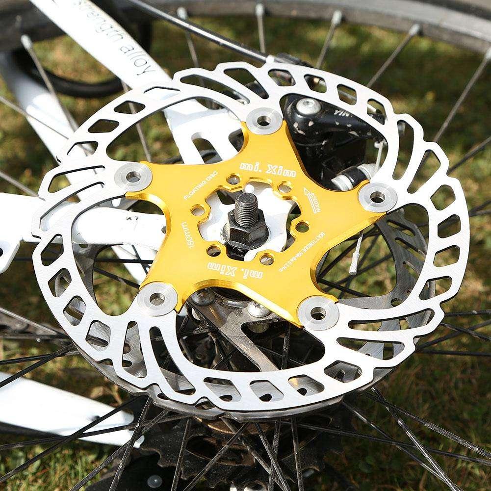 180mm MTB Bike 5 Nails Floating Disc Brake Rotor Bicycle Brake Disc Rotors