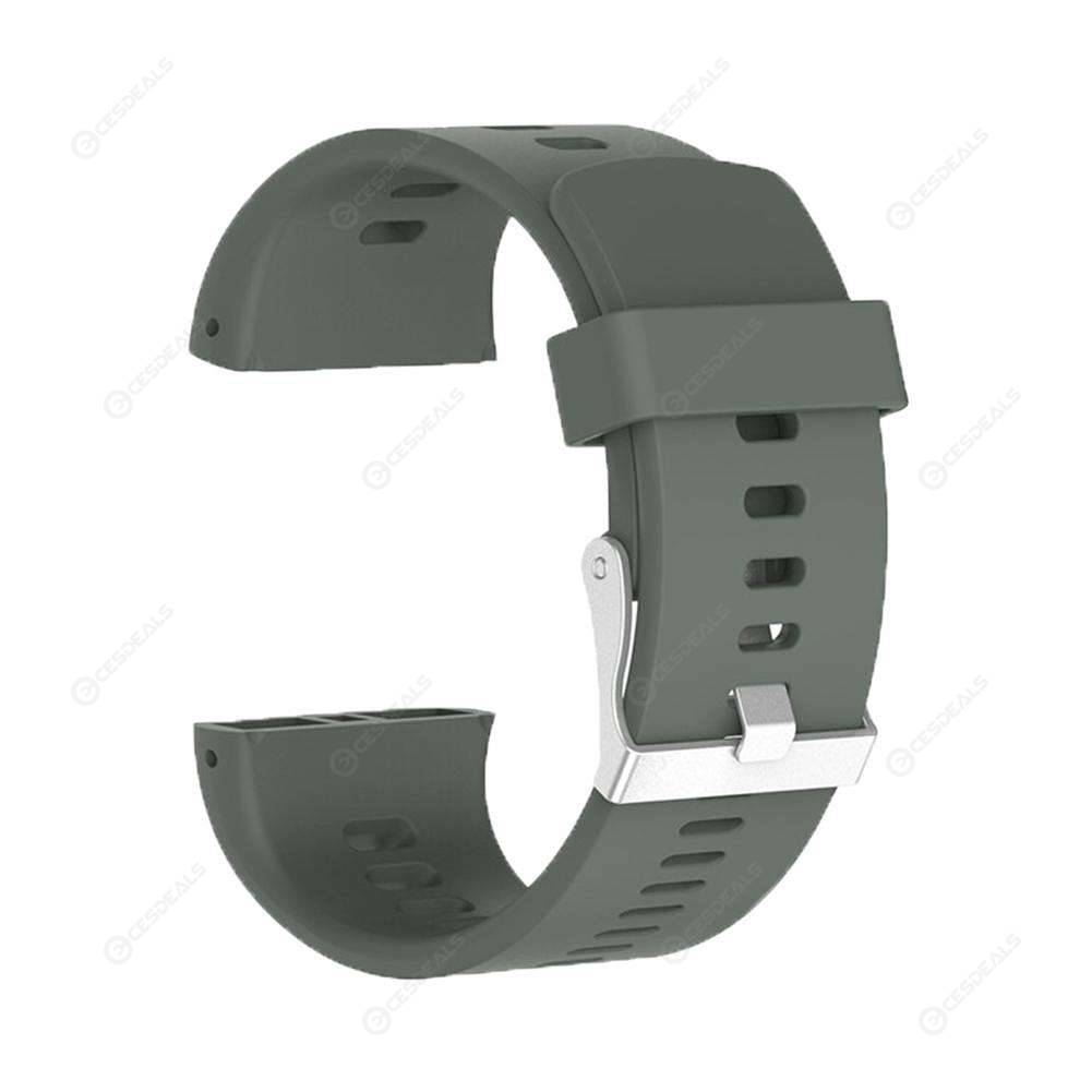 Sports Silicone Replacement Wristwatch Band for Polar V800 Smart Bracelet