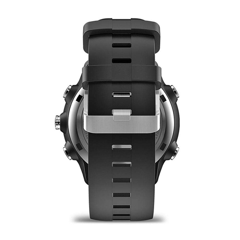 Zeblaze VIBE 4 HYBRID Water Resistant 1.24 Inch FSTN Smart Watch (Black)